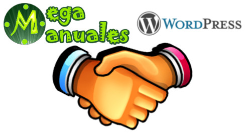 Mega Manuales y WordPress