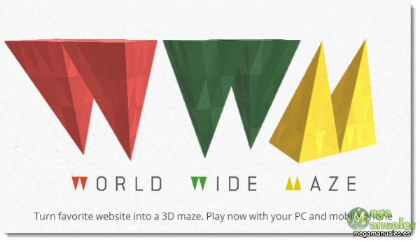 World Wide Maze