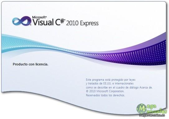 Visual C Sharp 2010 Express